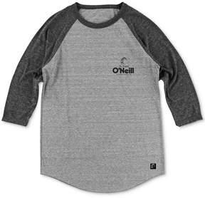 O'Neill Men's Graphic-Print Raglan T-Shirt