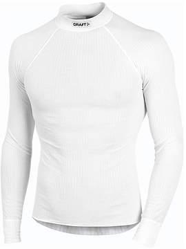 Craft White Active Crewneck Long-Sleeve Tee - Men