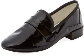 Repetto Women's Michael Patent Leather Loafer
