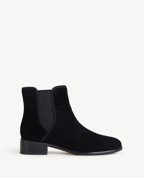 Ann Taylor Seraphina Suede Booties