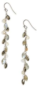 Chan Luu Women's Semiprecious Stone Sterling Silver Drop Earrings