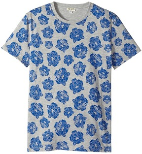 Kenzo Printed Short Sleeves Tee Shirt Boy's T Shirt