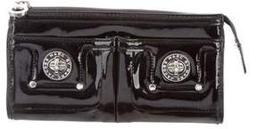 Marc by Marc Jacobs Patent Leather Zip Wallet