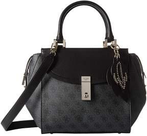 GUESS Nissana Satchel Satchel Handbags