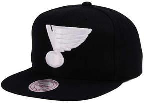 Mitchell & Ness St. Louis Blues Respect Snapback Cap