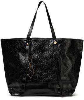 See by Chloe Bisou Quilted Textured-Leather Tote