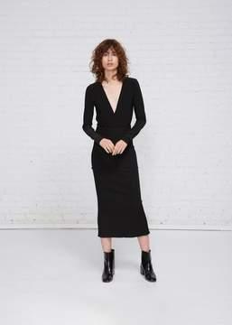 Ellery Tall T Overly Rib Skirt
