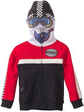Volcom Boys' In the Race L/S Full Zip Hoodie (4yrs7X) - 8130138