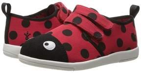 Emu Ladybird Sneaker (Toddler/Little Kid/Big Kid)