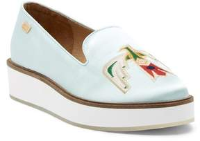 Australia Luxe Collective Bali Pointed Toe Platform Loafer
