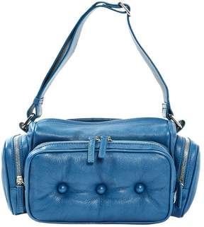 J.W.Anderson Blue Leather Handbag
