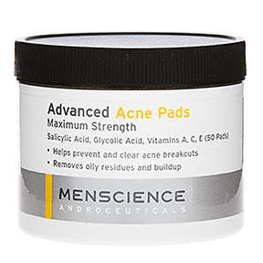 Menscience Androceuticals Advanced Acne Pads