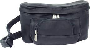 Piel Leather Carry All Waist Bag 9903