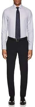 Armani Collezioni MEN'S STRIPED COTTON DRESS SHIRT