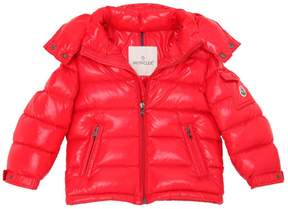 Moncler New Maya Laquè Nylon Down Jacket