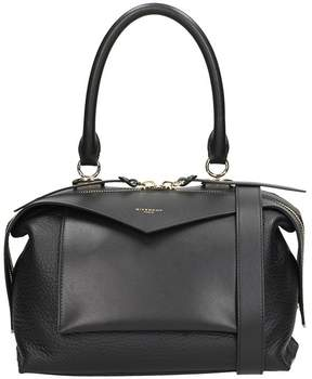 Givenchy Sway Black Leather Bag