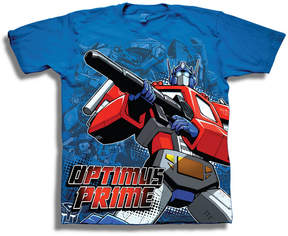 Freeze Transformers Graphic T-Shirt-Preschool Boys