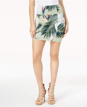 GUESS Georgina Printed Skirt