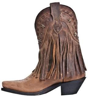 Dingo Hanglow Fringe Boots