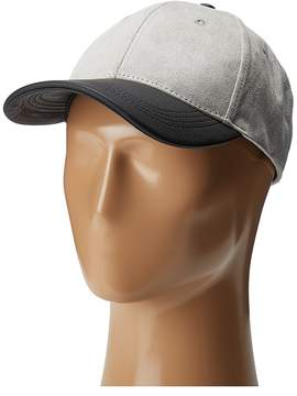Michael Stars Suddenly Suede Baseball Baseball Caps