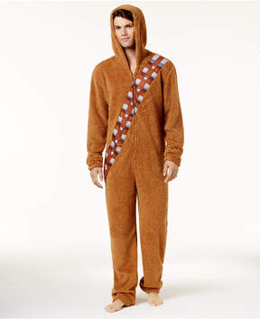 Bioworld Halloween Men's Chewbacca Onesi Costume