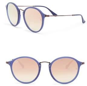 Ray-Ban Round 52mm Sunglasses