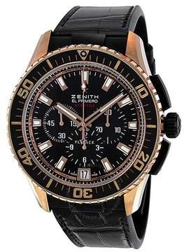 Zenith El Primero Stratos Flyback Chronograph Men's Watch
