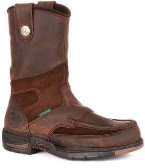 Georgia Boot Athens Men's 10-in. Waterproof Wellington Work Boots