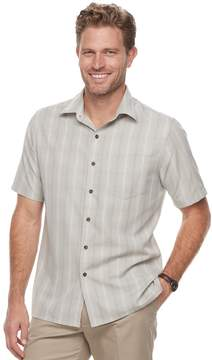 Croft & Barrow Men's Microfiber Button-Down Shirt
