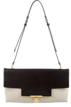 Lanvin Bicolor Leather Bag