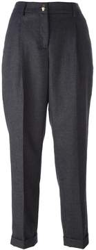 Class Roberto Cavalli tailored cropped trousers
