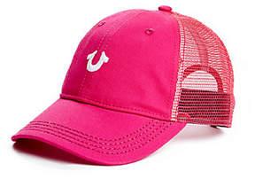 True Religion YOUTH CORE TRUCKER CAP