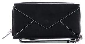 Loeffler Randall Leather Envelope Wallet