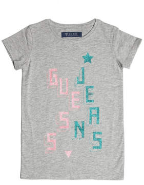 GUESS Short-Sleeve Graphic Tee (7-16)