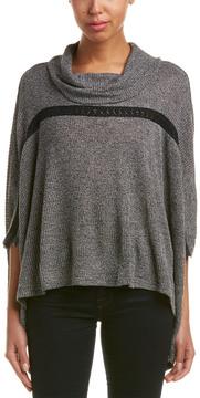 Anama Cowl Poncho Sweater