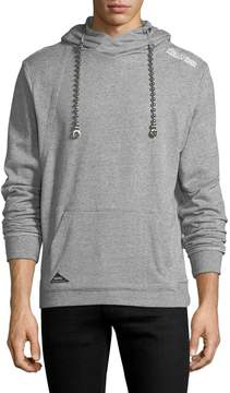 Mostly Heard Rarely Seen Men's Industrial Cotton Hoodie