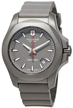 Victorinox I.N.O.X. Grey Dial Men's Watch