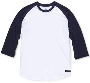 Element Men's 3/4-Sleeve Raglan Shirt