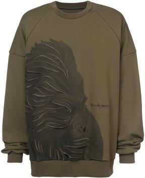 Juun.J Gorilla sweatshirt