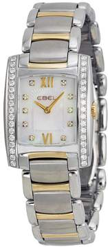 Ebel Brasilia Mother of Pearl Diamond Ladies Watch