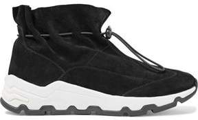 Opening Ceremony Ikke Suede Sneakers