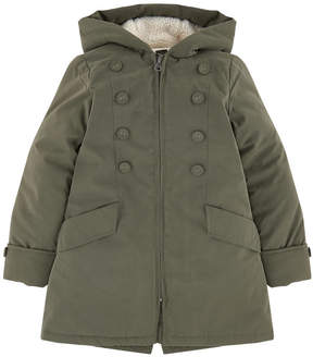 Jean Bourget Parka with a removable vest