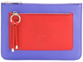 Versace Medusa clutch bag