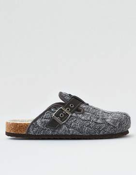 American Eagle Outfitters AE Cable Knit Clog