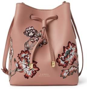 Lauren Ralph Lauren Mini Debby Drawstring Bag