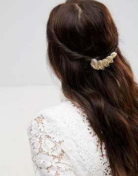 Asos Leaf Hair Barrette