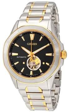 Citizen Signature Octavia Automatic Black Dial Men's Watch NB4014-56E