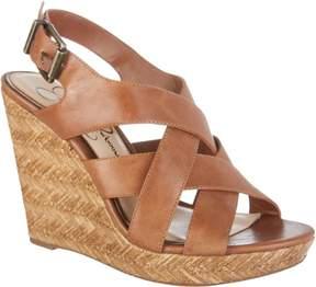 Jessica Simpson Womens Jamallo Wedge Sandals