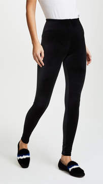 Commando Perfect Control Velour Leggings