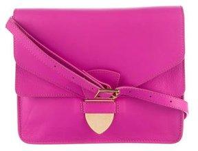 Sophie Hulme Leather Flap Bag
